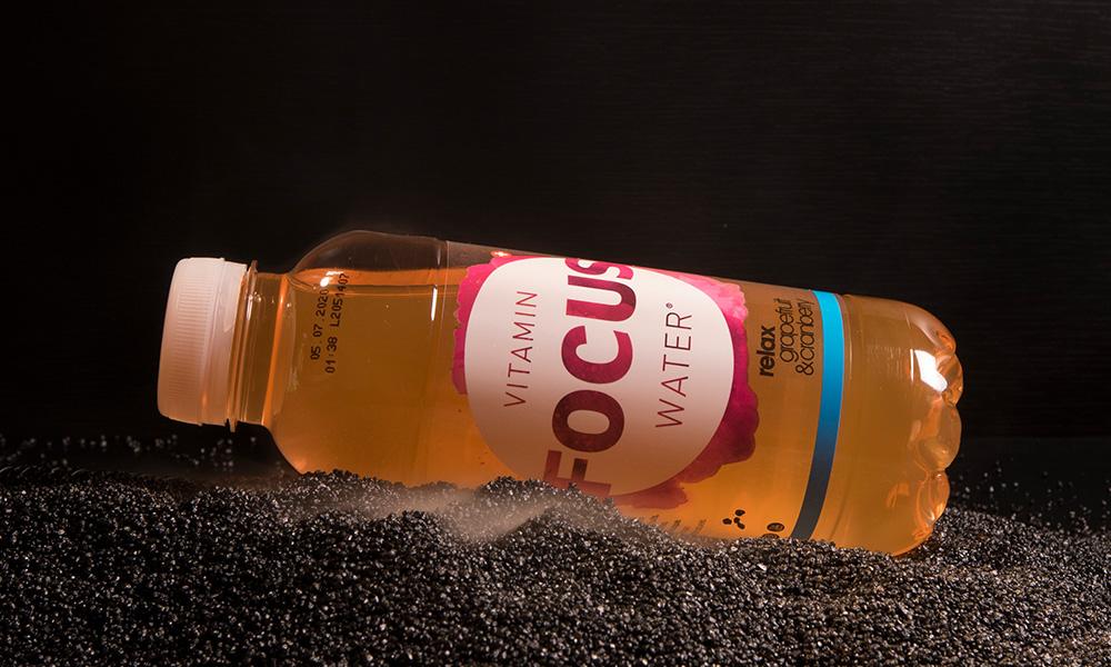 Ahoj vitamíny, zbohom kalórie FOCUSWATER vitamínová voda