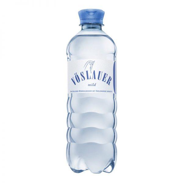 Vöslauer minerálna voda jemne perlivá 0,5l