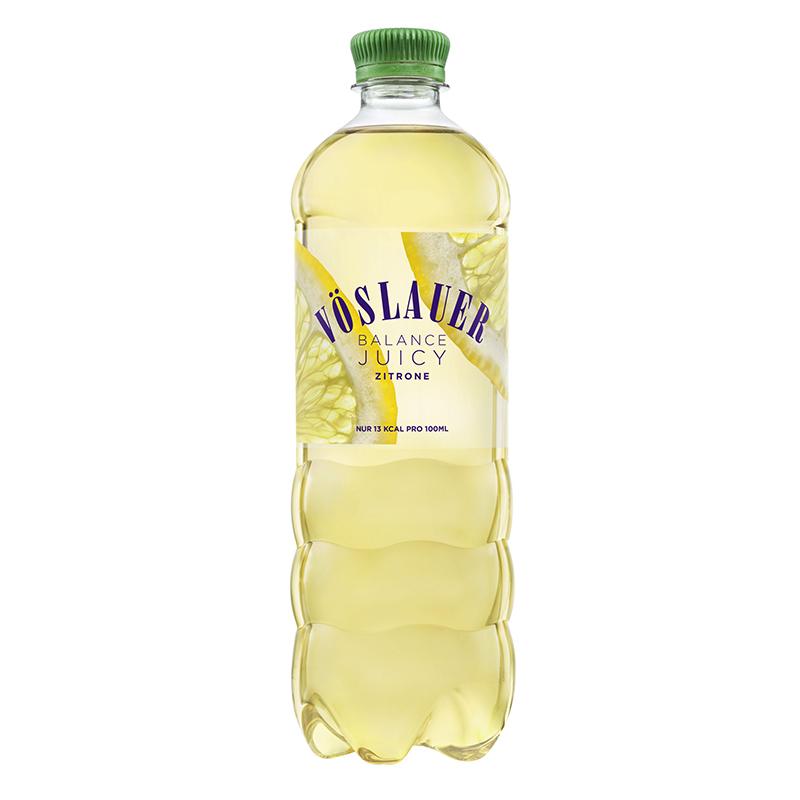 Vöslauer BALANCE JUICY citrón 0,75l