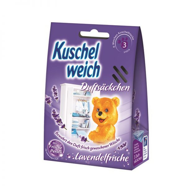 Kuschelweich vonné vrecúška levandula 3 ks