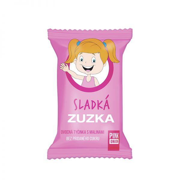 Pink Onion detská ovocná tyčinka Sladká Zuzka 20g