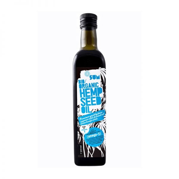 Sum Bio Konopný olej 250ml