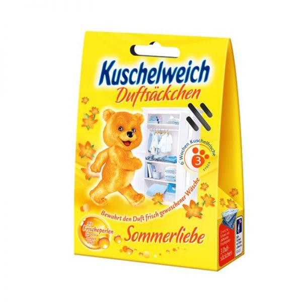 Kuschelweich vonné vrecúška letná láska 3 ks