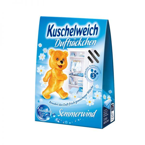 Kuschelweich vonné vrecúška letný vánok 3 ks