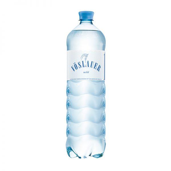 Vöslauer minerálna voda jemne perlivá 1,5l