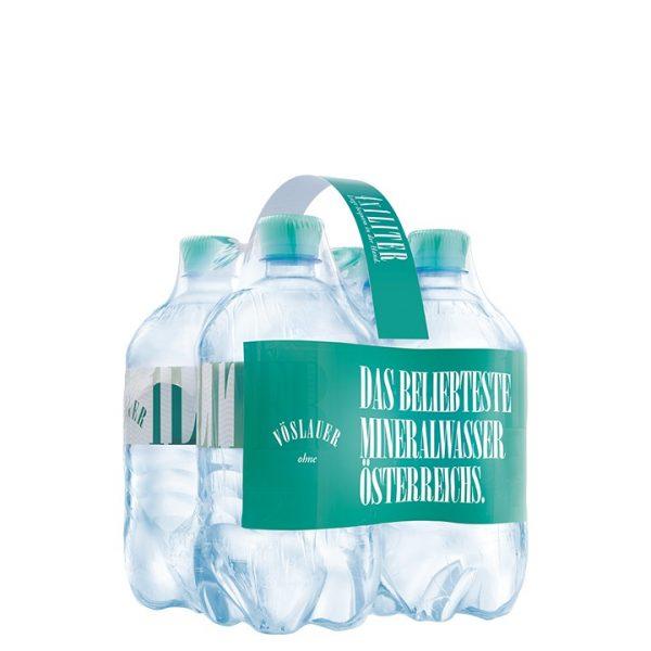 Vöslauer minerálna voda neperlivá 1l