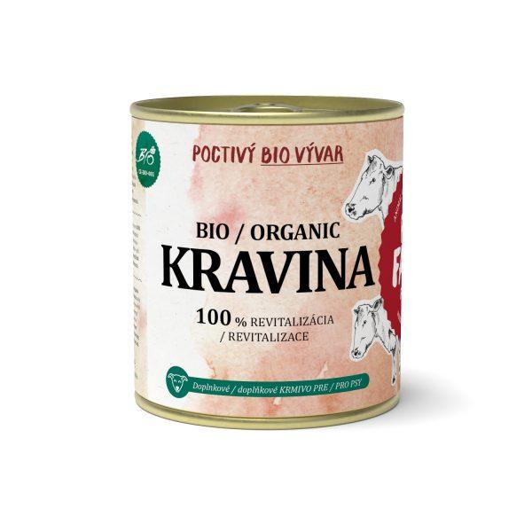 PET FARM poctivý vývar Kravina 100 % revitalizácia 300 ml