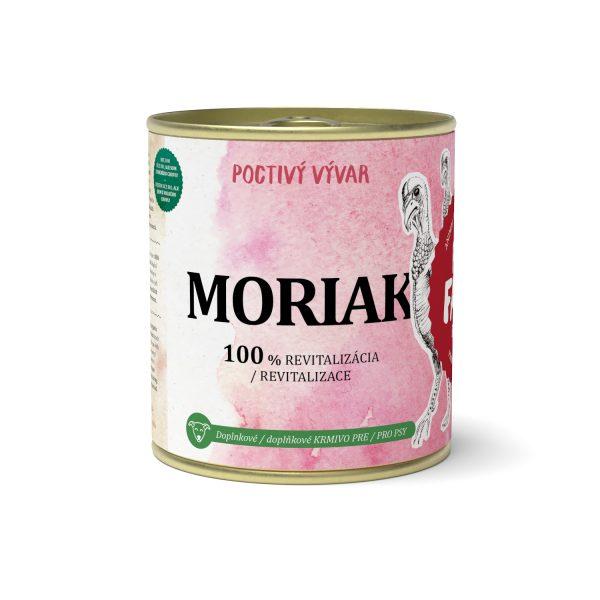 PET FARM poctivý vývar Moriak 100 % revitalizácia 300 ml