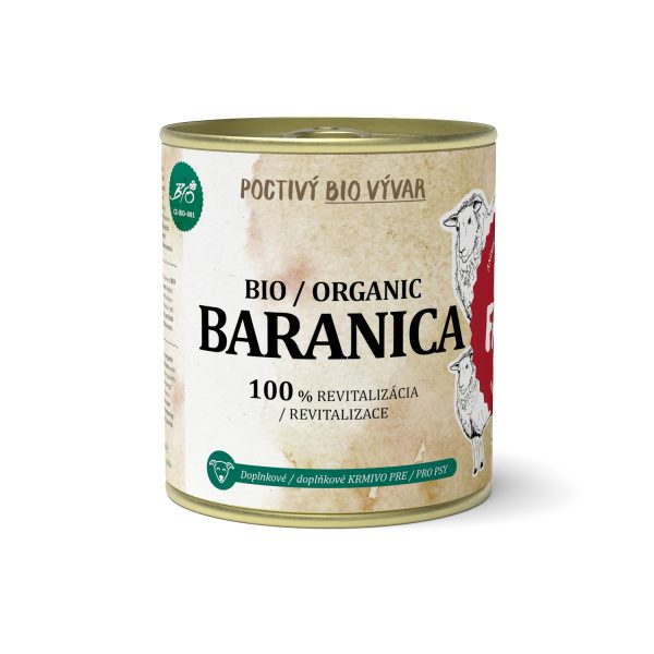 PET FARM poctivý vývar Baranica 100 % revitalizácia 300 ml