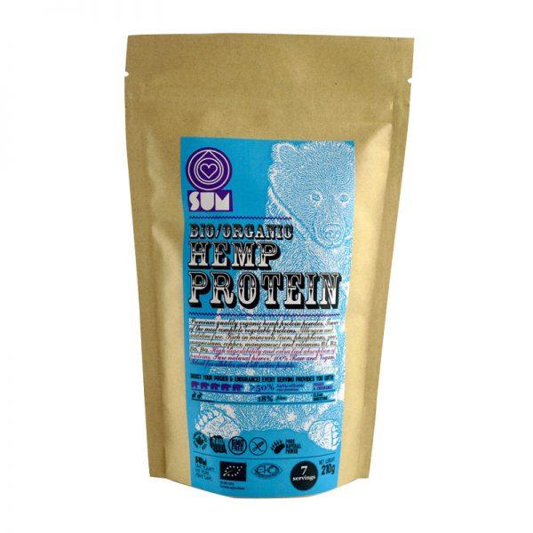 Sum Bio Konopný proteínový nápoj 200g