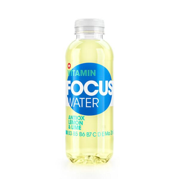 FOCUSWATER Vitamínová voda Antiox 0,5l