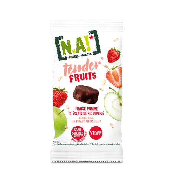 N.A! Tender Fruits Jahoda & Jablko 30 g